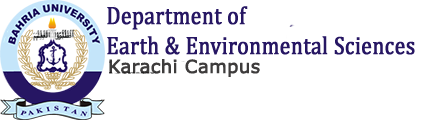 Earth & Environmental Sciences Department - BUKC